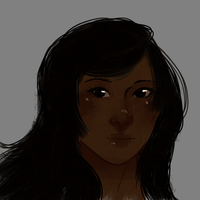 Rough Brushes Test by Prateh-Kampuchea