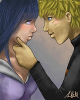 I love you .:NaruHina:. by Razzabel