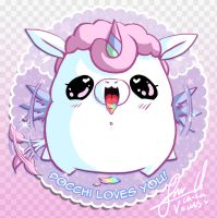 Pocchi loves you by ChosenVowels