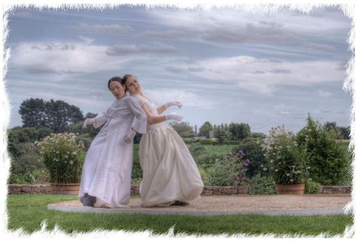 HDR Dancers by GeckoHippy