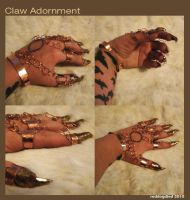 Claw Adornment by wylieblais