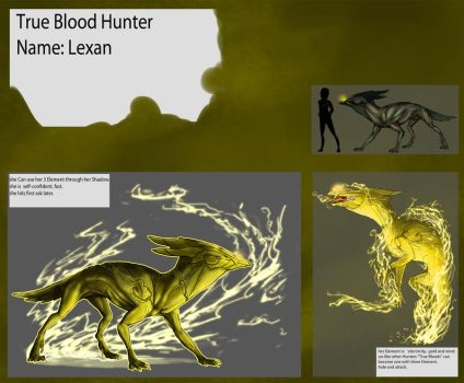 True Blood Hunter: Lexan by Black-Wing24