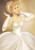 cinderella colouring page by vards