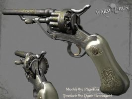 Revolver by WarmGunMod
