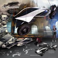 LA Design Challenge 2011: Hyundai Countess Elena by TonyWcK