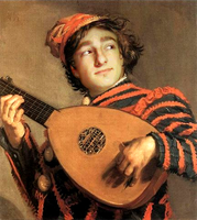 Me as a Bard by TheLittlePsycho