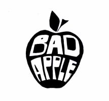 bad apple by Kalejdoscpe