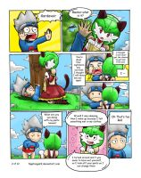 Pokemon trainer 7 ~ page 2 of 12 by MisterPloxy