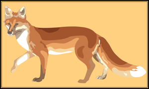 Vector Fox by tatice
