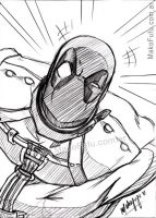 33 KeywordCom: DeadPool +Crazy by Mako-Fufu