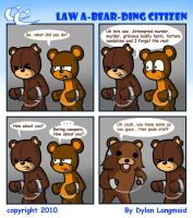 law a-bear-ding citizen by sketch95