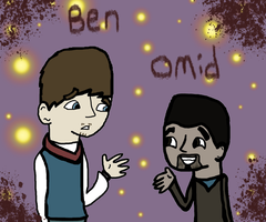 Ben And Omid by Ashben11