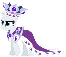Princess Platinum Base by SelenaEde
