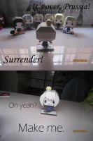 APH Papercraft - Feels? by annapotterkiku