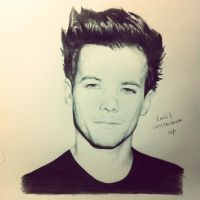 Louis Tomlinson by crystaltay