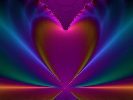 Hearts Vortex by MoonlitWitch