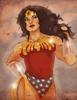 Wonder Woman by none-of-the-sort