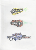 Halo - Covenant Weapons 6 by ninboy01