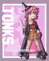Tonks by jurijuri