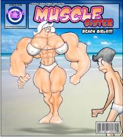 Muscle Sister Magazine 5 by MUS1969