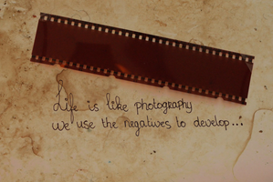 Photography Quote by SkeletonHorror