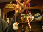 Handmade Christmas Ornaments by chesterhubbard