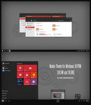 Numix Theme For Windows 10 November Update 10586 by Cleodesktop