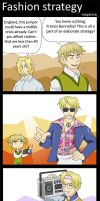 Hetalia: Fashion strategy by mayanna