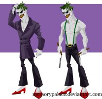 Joker : The Animated Series by memorypalace