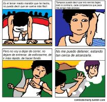 Comix #12 - Corriendo por Ella by AlexCharly