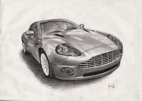 Aston Martin by Eldonek
