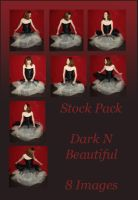 Stock Pack - DarkNBeautiful 02 by Gracies-Stock