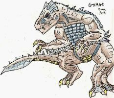 AOTM: Gorgo by Danezilla