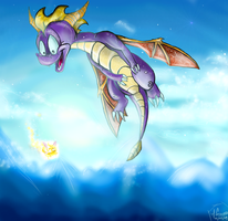 Flyin' High by artisteviolet