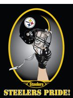 Steelers Pride Poster by KSHusker