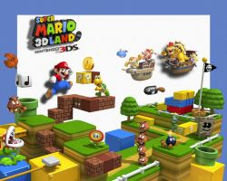 Super Mario 3D Land by AleNintendo