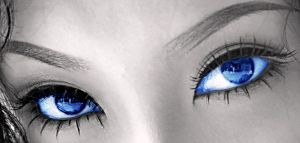 Blue Fantasy Eyes by BetaR