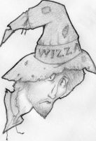 Rincewind the Wizzard by Elsie-J