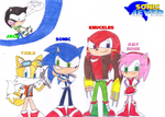 Sonic4Ever's Redesign (remake) by sonic4ever760