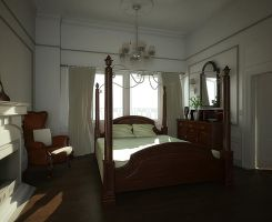 ClassicRoom by sanfranguy