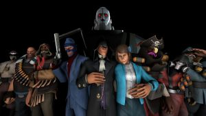 Team Xenons (My Group in Steam) by SkullHunter1590