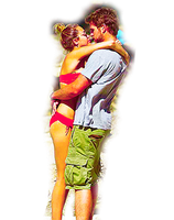 Miley Y Liam PNG by TatttiEditions