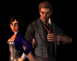 Bioshock Infinite by Shamalayah