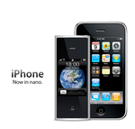 iPhone nano: A concept by FreshAndContent
