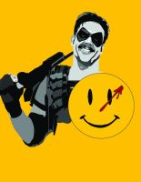 The Comedian Vector Based by cassodinero