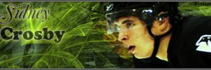 Sidney Crosby Signature 1 by domi-nator