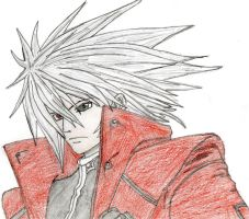 Ragna the bloodedge by Aqua258