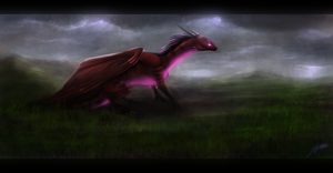 A Storm is comming by Enigmatic-Ki