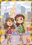 Summer in the City by rue789