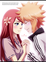 Minato and Kushina - Love For Ever by MarxeDP